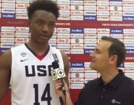 VIDEO: Wendell Carter talks interest in Harvard, others from FIBA U17 championships