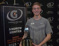 Gatorade National AOY Finalist Spotlight: Drew Hunter, Boys Cross Country