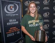 Gatorade National AOY Finalist Spotlight: Ella Stevens, Girls Soccer