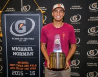 Gatorade National AOY Finalist Spotlight: Michael Norman, Boys Track & Field