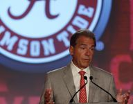 Alabama coach Nick Saban is afraid HS stars will skip senior seasons if signing day is moved up