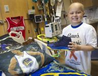 Cancer attacks 7-year-old Ind. basketball phenom again