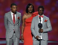 VIDEO: Zaevion Dobson's mother uses ESPYs speech to call for action on guns