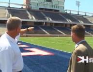 New Allen (Texas) football head coach Terry Gambill: 'No question it is a dream job'