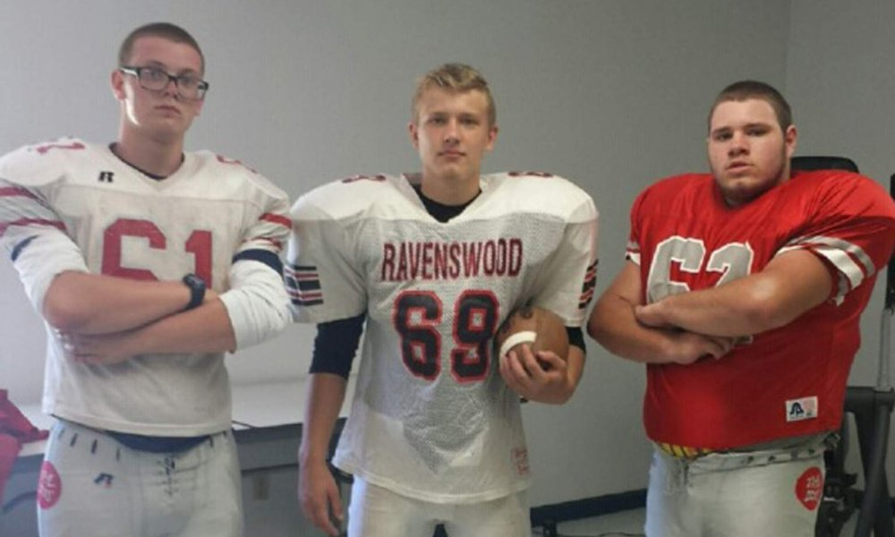Clay County may have to compete the 2017 season wearing loaned uniforms from rivals (Photo: Twitter)