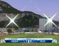 Gibraltar soccer team in remarkable upset of Celtic FC had two teens on bench