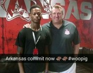 Arkansas keeps essential in-state 4-star recruit Montaric Brown at home