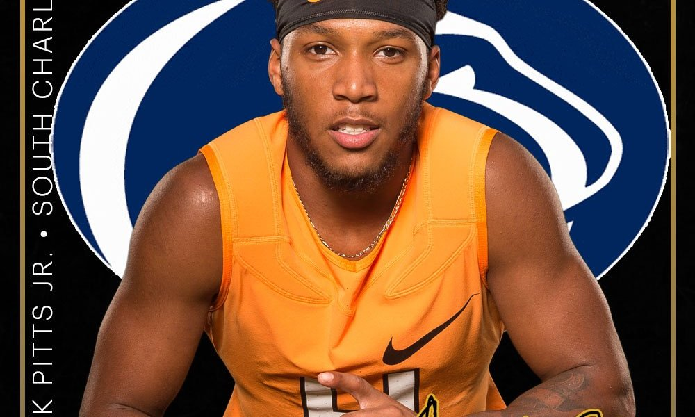 Derrek Pitts, an Opening defensive back, committed to Penn State on Wednesday (Photo: Twitter)