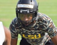 LSU commit Kelvin Joseph, a 5-star CB, offers insight into the Nick Saban difference