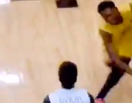 VIDEO: Vermont Academy star Jordan Nwora has top Peach Jam highlight with this ankle breaker