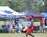 Shawn Robinson, Connor Blumrick value experience of Texas 7v7 tournament