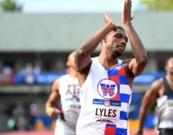 Two prep stars — Noah Lyles and Michael Norman —just miss Olympics as Lyles breaks 200 record
