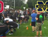 VIDEO: The Opening competition nobody saw but we all need: Rivalry Recruit Tug-of-war