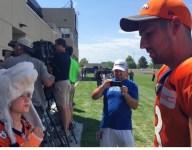 Brandon McManus broke a 10-year-old's wrist with kick at Broncos camp