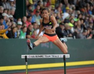 New Jersey teen Sydney McLaughlin not worried about nerves at Olympics