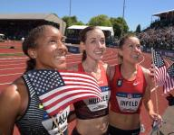 Notre Dame's Huddle earns Olympic bid at track trials