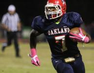 Top returning high school football players