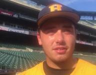Hartland's John Baker shares Michigan Mr. Baseball award