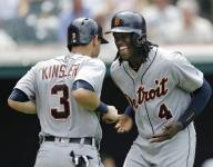 Maybin reflects on 2nd chance with Tigers