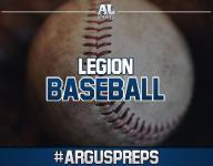 Legion baseball tournaments