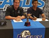 Washington outfielder signs with Faulkner