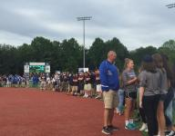 VIDEO: Renegades honor local high school champions