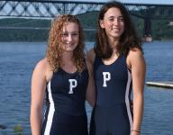 Mauer, Tully top coaches' girls crew all-stars