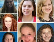 Girls water polo Dream Team, all-area