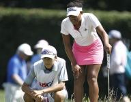 Kyra Cox holding steady at U.S. Girls' Junior Championship