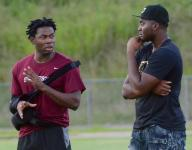 Davidson duo new to football already major college prospects