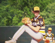 Titans ace to pitch for the Catamounts