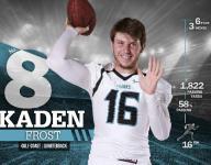 Big 15: Kaden Frost becoming a premier quarterback in area