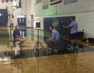 ESPN meets with Lehigh boys basketball team