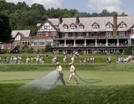 The game plan at Baltusrol is to attack, respectfully
