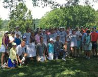 Gaffney's Army shows up at PGA with new recruits