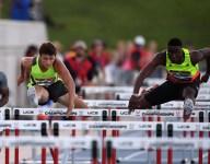 WATCH: Grassfield (Va.) High School watches native son Grant Holloway take 110m hurdles gold
