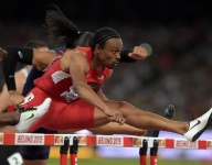 Olympic gold medalist Aries Merritt discusses his inspiring journey and what it has taken to achieve his dreams