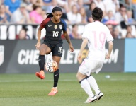 U.S. Women's Soccer star Crystal Dunn talks not being afraid to fail and how she achieves her dreams