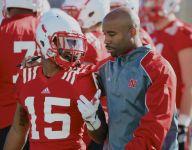 Nebraska recruits support Keith Williams following WR coach's arrest