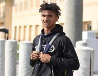 The latest highlight from 5-star WR Jadon Haselwood as incredible as you'd expect
