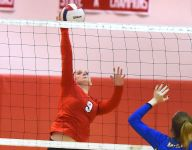 Riverheads volleyball writing its own story