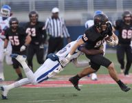 St. Stanislaus' Chase Rogers breaks Miss. career record for receiving yards, TDs