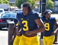 Reigning ALL-USA Defensive POY Rashan Gary working to fit in at Michigan