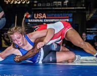 From JV to national champion in a matter of months, Sara Kouba aims to move wrestling forward
