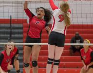 New Albany volleyball rolls past rival Jeffersonville