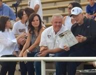 John Stephen Jones, grandson of the Cowboys owner, stars in first high school start