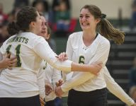 Chemistry strong for Wilson volleyball