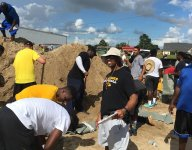 LSU commits pitch in to help recovery from massive flooding across Baton Rouge area