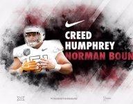 Top-3, 4-star center prospect Creed Humphrey drops Texas A&M for OU