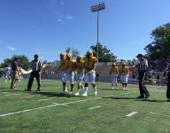 Late drive, missed extra point lifts St. Edward over Pine-Richland in GEICO ESPN High School Kickoff